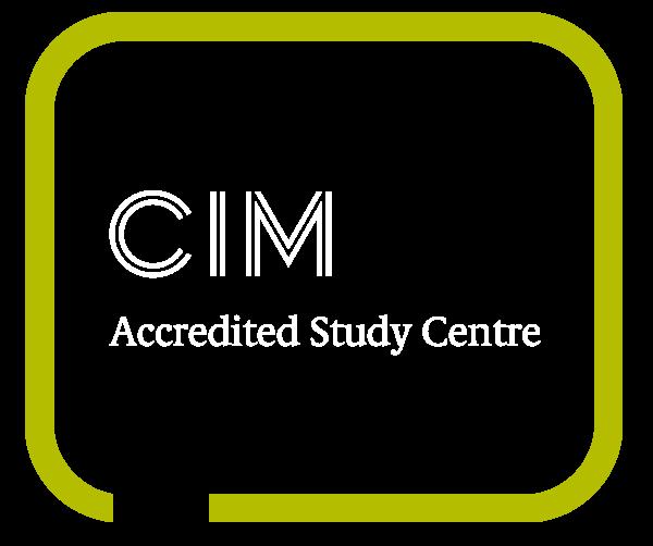 CIM logo lozenge