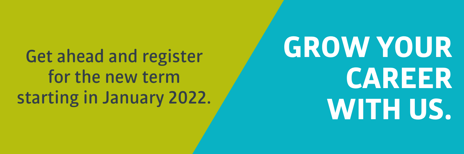 New Term Starting in January 2022
